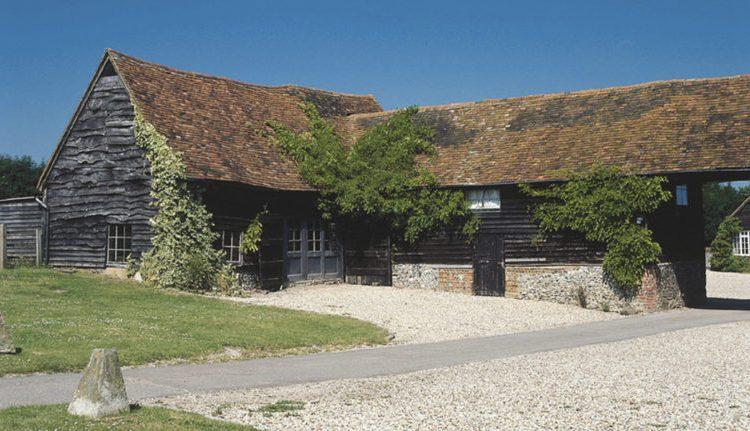 Fryers Farm Barn